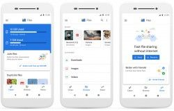 Google Renames Files Go Android App to Files by Google