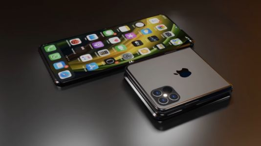 Someone is making a foldable iPhone right now - but it's not Apple