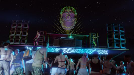 GTA 5 Online's After Hours Nightclub Update Out Now