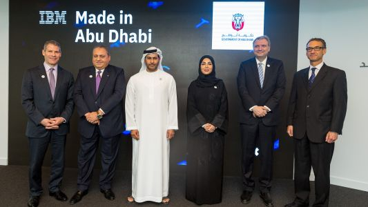 IBM's new Abu Dhabi center to focus on digital transformation in the Middle East