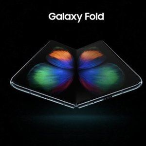 This might be the Galaxy Fold, Samsung's first foldable smartphone