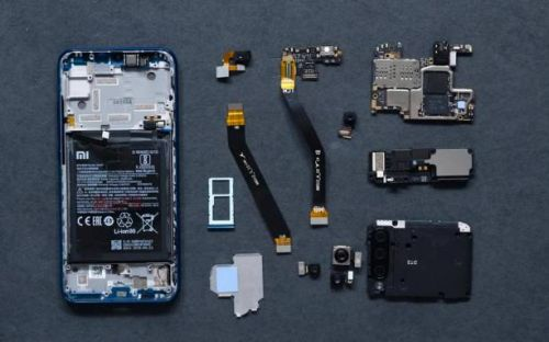 Xiaomi Mi A3 official teardown suggests repairs will be easy