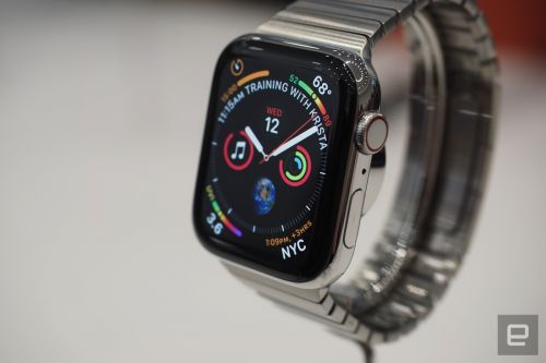 Apple Watch Series 4 hands-on: Subtle improvements