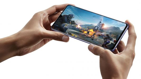 Extend your gaming sessions to record levels with the Mate 20 X's revolutionary cooling system