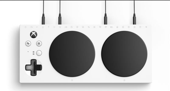 Here's all about the new Xbox adaptive controller