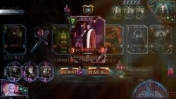 VEmpire - The Kings of Darkness is an upcoming horror deck-builder for iPhone and iPad