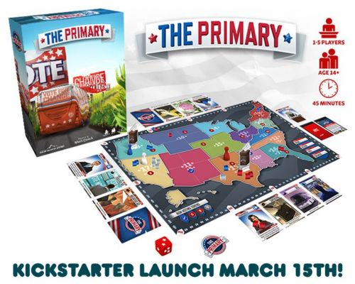 The Primary Coming To Kickstarter March 15