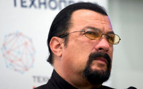 Steven Seagal becomes face of new cryptocurrency Bitcoiin2Gen