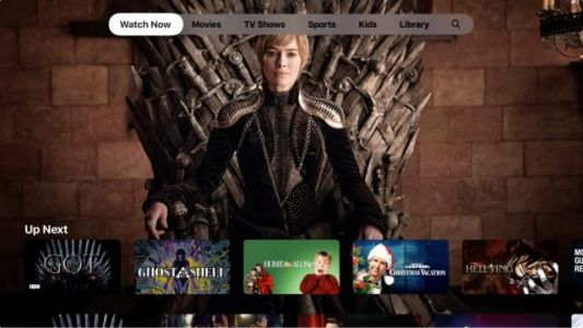 Discovering Apple TV Channels