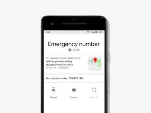 Google's making it easier for 911 to find your location in an emergency