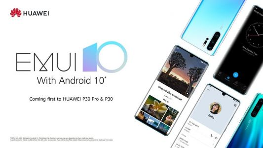 Huawei P30 , P30 Pro get yet another EMUI 10 Beta update