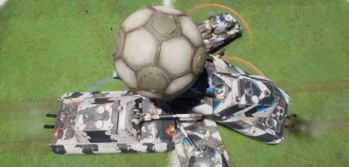 Tank football returns to World of Tanks for the World Cup