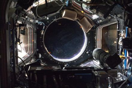 The Nikon D5 heads to space for work aboard the ISS