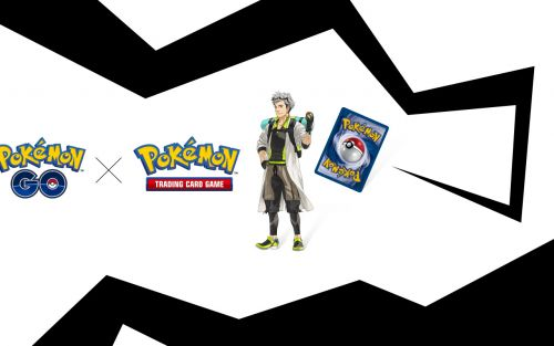 Pokemon GO TCG card deal locked in: Professor Willow first