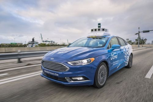 Ford's first fully self-driving car is probably going to look a lot like an SUV