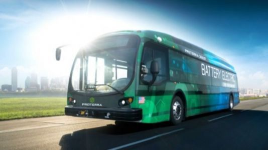 All-electric Bus Drives 1100 Miles On One Charge