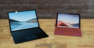 Microsoft's Surface Laptop 3 and Pro 7 are now available in Canada