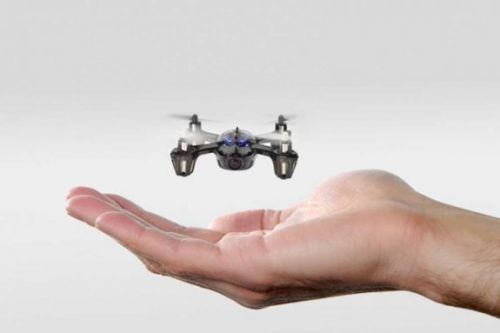 Researchers work on making smaller chips for drone brains