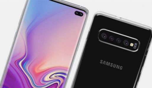 Galaxy S10 Plus to come with four cameras on the back and two on the front