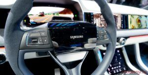 Samsung and Harman say their Digital Cockpit is ready to ride