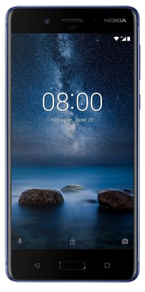 July Security update for Nokia 8 available now. List of markets