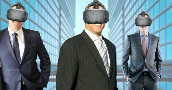 The VR revolution is already here - and it isn't gaming