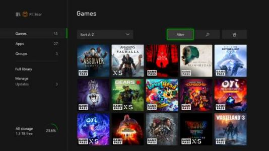 Xbox Series X November update: Every new feature and change