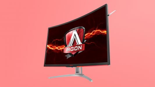 AOC's new curved gaming monitor keeps the refresh rates high and the price low