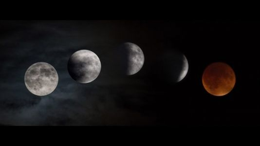 'Super Blood Wolf Moon' Total Lunar Eclipse Will Be Visible January 20-21