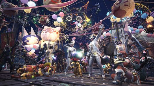 Monster Hunter World Anniversary Event Starts Soon