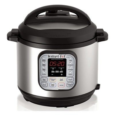 The Instant Pot 6-quart programmable cooker has dropped to $75