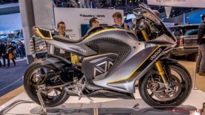 Hands-on with BlackBerry QNX's CoPilot for motorcycles