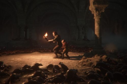 A Plague Tale: Innocence review: A grisly, story-driven journey through Medieval France
