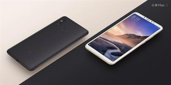 Xiaomi Mi Max 3 Official Posters and Pre-Heating Video