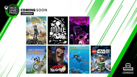 Minit, The Outer Worlds, and more join Xbox Game Pass soon