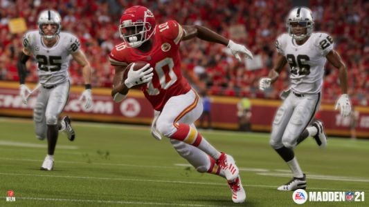 Madden NFL 21 Next-Gen Upgrade Goes Live A Day Early