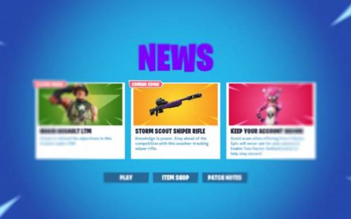 Fortnite v9.41 content update detailed: Here's what to expect