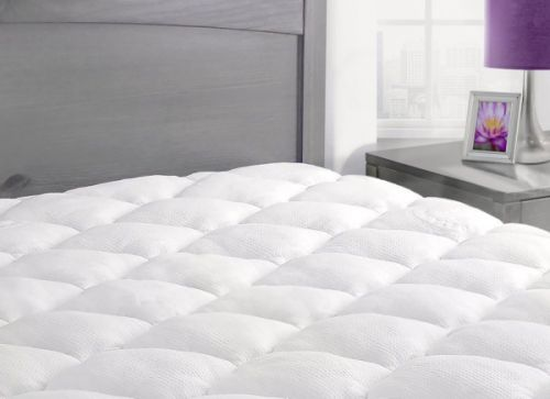 Save $30 on the plush topper that makes any mattress feel like heaven