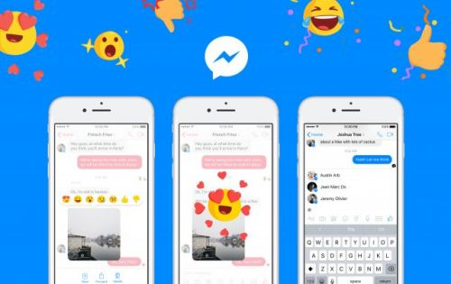 Facebook says they will clean up the Messenger app in 2018