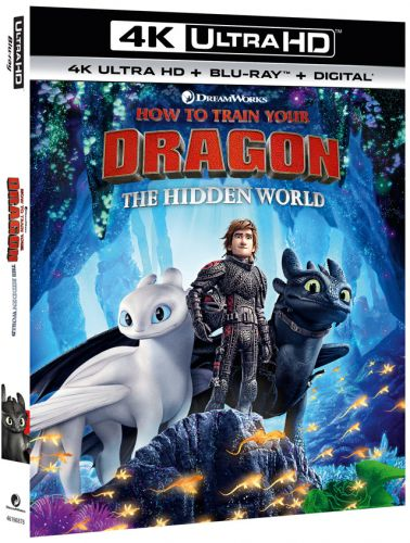 'How to Train Your Dragon: The Hidden World' 4K, Blu-ray, DVD, Digital Release Dates and Details