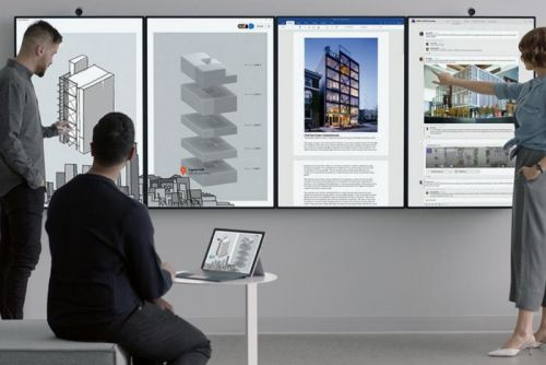 Microsoft plans to make you pay more to rotate the Surface Hub 2, just to drive you crazy