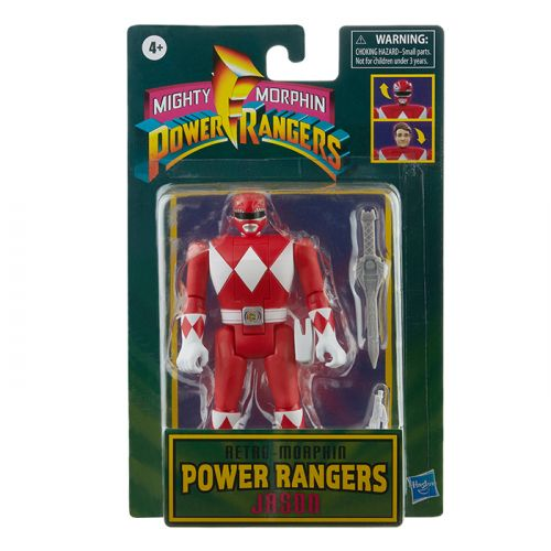The Head-Flipping Power Rangers Toys You Used To Obsess Over Are Back