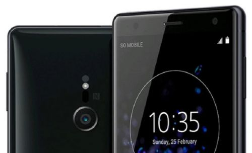 Sony's Xperia XZ2 and XZ2 Compact all-screen phones leak days before MWC 2018