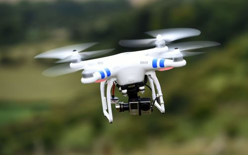 Drone tracking technology unveiled in world first