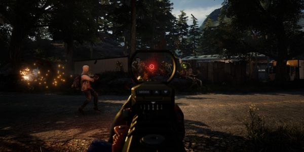 EARTHFALL Invades Consoles This Summer