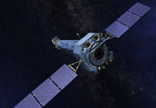 Now there's something wrong with NASA's Chandra spacecraft, too