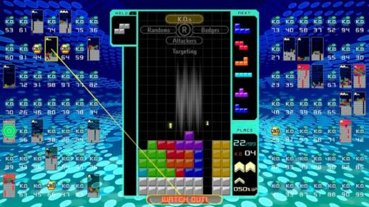 Tetris 99 is getting a physical release later this year