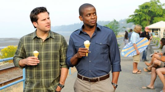 Joel McHale Joins Psych: The Movie 2 With Jimmi Simpson Also Set to Return