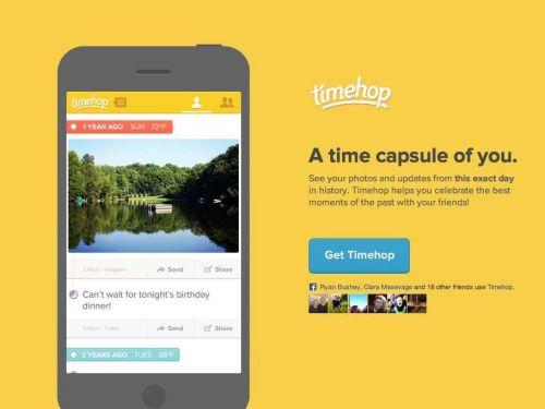Social media memories app Timehop got hit by a data breach affecting 21 million users