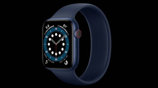 Apple Watch Series 6 gets a bunch of new faces and bands